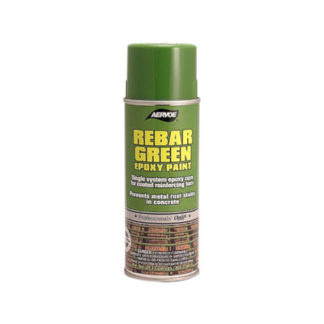 Aervoe Rebar Green Spray