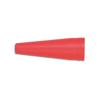 Flashlight Traffic Cone Red