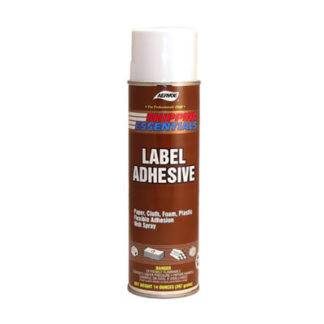 Aervoe Label Adhesive