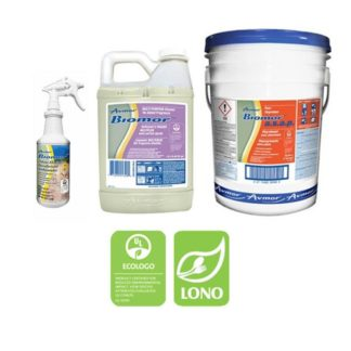 Avmor Micro-Organism Cleaning Technology